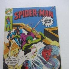 Tebeos: SPIDERMAN Nº 34 CÓMICS BRUGUERA, AÑO 1981 SPIDER-MAN VSD04. Lote 149626874