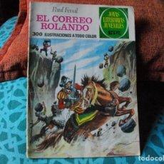 Tebeos: JOYAS LITERARIAS -EL CORREO ROLANDO- Nº 93 -EL DE LAS FOTOS VER TODOS MIS COMICS. Lote 149672930