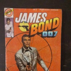 Tebeos: JAMES BOND 007, N°2, COMICS BRUGUERA. Lote 149716941
