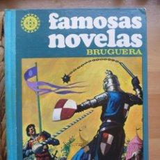 Tebeos: FAMOSAS NOVELAS VOLUMEN II - BRUGUERA BIEN CONSERVADO. Lote 149736946