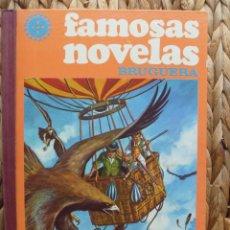 Tebeos: FAMOSAS NOVELAS BRUGUERA VOLUMEN V 3ª EDICION 1979 COLOR CON ALGÚN DEFECTO. Lote 149740390