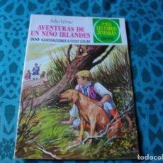 Tebeos: JOYAS LITERARIAS -AVENTURAS DE UN NIÑO IRLANDES- Nº 126 -EL DE LAS FOTOS VER TODOS MIS COMICS. Lote 149810710