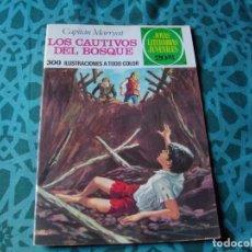 Tebeos: JOYAS LITERARIAS -LOS CAUTIVOS DEL BOSQUE- Nº 132 -EL DE LAS FOTOS VER TODOS MIS COMIC. Lote 149812842