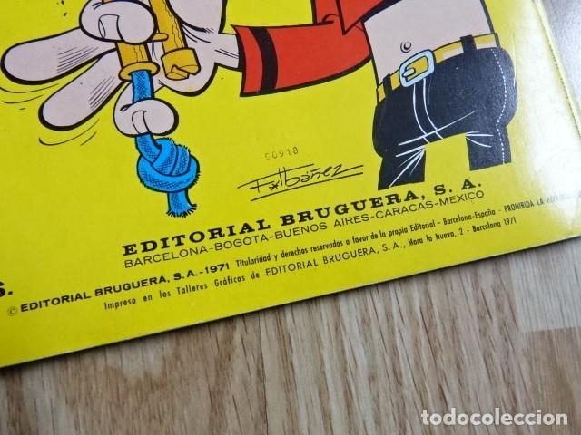 Tebeos: EL BOTONES SACARINO nº 3 Lios en la oficina Colección Olé ! Ed. Bruguera 1971 2ª edicion - Foto 3 - 149839374