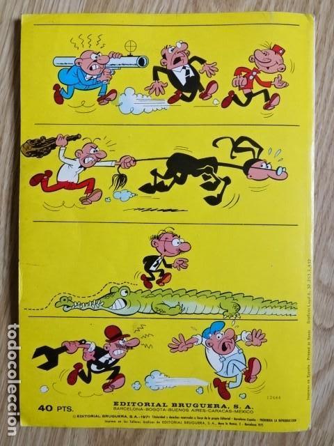 Tebeos: 13 rue del percebe nº 58 Pisos de risa ilimitada Colección Olé ! Ed. Bruguera 1971 1ª edición - Foto 2 - 149840918