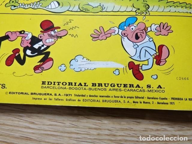 Tebeos: 13 rue del percebe nº 58 Pisos de risa ilimitada Colección Olé ! Ed. Bruguera 1971 1ª edición - Foto 4 - 149840918