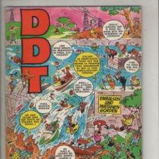 Livros de Banda Desenhada: DDT-EXTRA DE VERANO-BRUGUERA-AÑO 1971-COLOR-FORMATO GRAPA-Nº 68. Lote 149932582