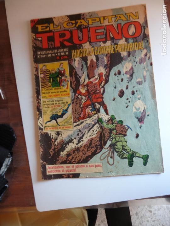CAPITAN TRUENO EXTRA 341 ORIGINAL (Tebeos y Comics - Bruguera - Capitán Trueno)