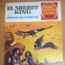 Tebeos: COMIC COLECCION SHERIFF KING Nº 2. Lote 149987158