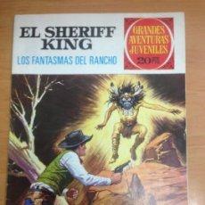 Tebeos: COMIC COLECCION SHERIFF KING Nº 10. Lote 149987270