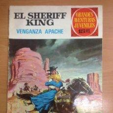 Tebeos: COMIC COLECCION SHERIFF KING Nº 12. Lote 149987330