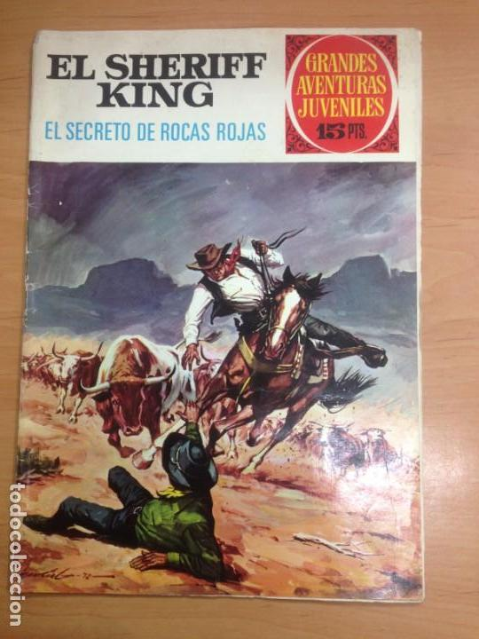 COMIC COLECCION SHERIFF KING Nº 21 (Tebeos y Comics - Bruguera - Sheriff King)