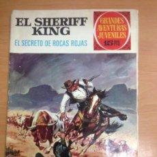 Tebeos: COMIC COLECCION SHERIFF KING Nº 21. Lote 219296987
