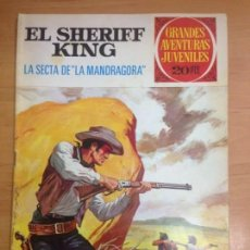 Tebeos: COMIC COLECCION SHERIFF KING Nº 30. Lote 149987470