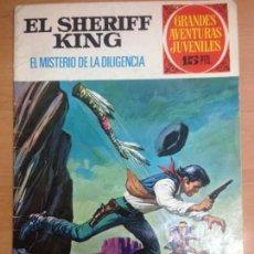 Tebeos: COMIC COLECCION SHERIFF KING Nº 36. Lote 149987534