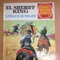 Tebeos: COMIC COLECCION SHERIFF KING Nº 43. Lote 149987622