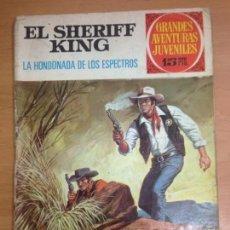 Tebeos: COMIC COLECCION SHERIFF KING Nº 48. Lote 149987682