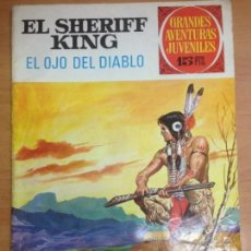 Tebeos: COMIC COLECCION SHERIFF KING Nº 55. Lote 149987830