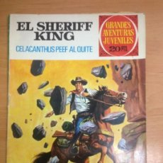 Tebeos: COMIC COLECCION SHERIFF KING Nº 71. Lote 149987866