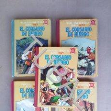 Tebeos: TUBAL CORSARIO DE HIERRO COMPLETA 6 KILOS. Lote 150005538