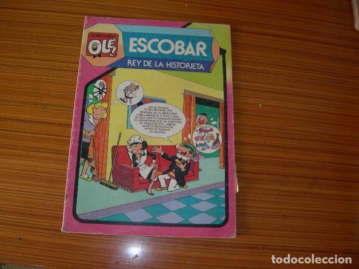 OLE ESCOBAR Nº 297 EDITA BRUGUERA (Tebeos y Comics - Bruguera - Ole)