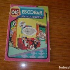 Tebeos: OLE ESCOBAR Nº 297 EDITA BRUGUERA . Lote 150080754