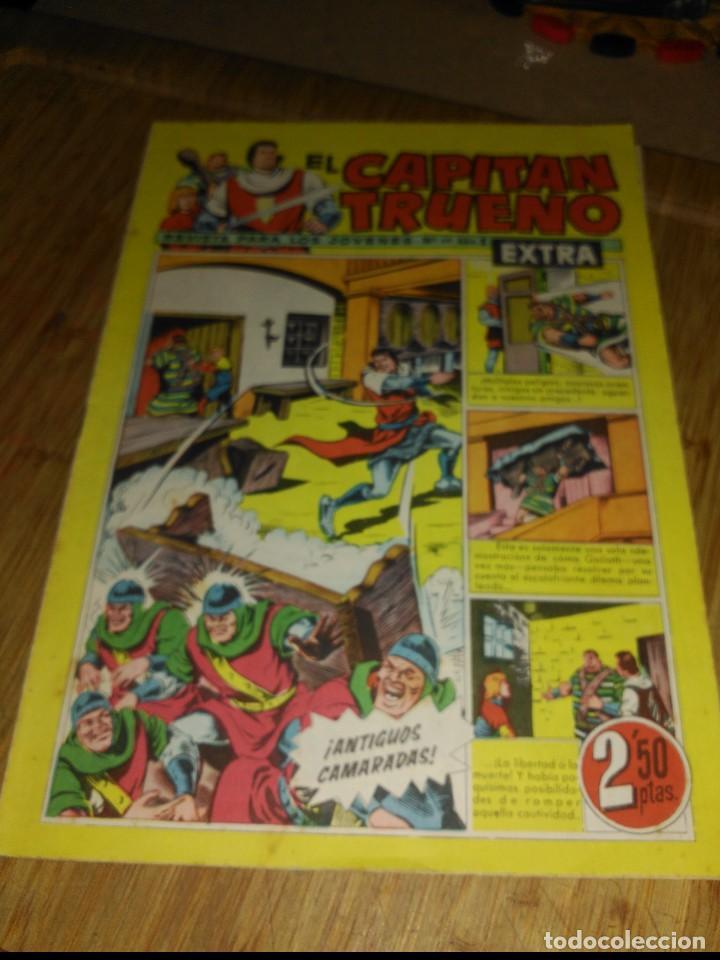 CAPITÁN TRUENO EXTRA Nº 49 ORIGINAL (Tebeos y Comics - Bruguera - Capitán Trueno)