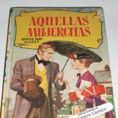 Tebeos: AQUELLAS MUJERCITAS, COLECCION HISTORIAS Nº 56, ED BRUGUERA 1964, ERCOM B7. Lote 150271294