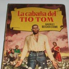 Tebeos: LA CABAÑA DEL TÍO TOM, COLECCION HISTORIAS Nº 5 ?, ED BRUGUERA 1ª EDICIÓN 1955, ERCOM B7. Lote 150277382