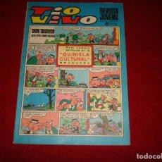 Tebeos: TIO VIVO AÑO XI Nº 370 EDITORIAL BRUGUERA 1968. Lote 150282458