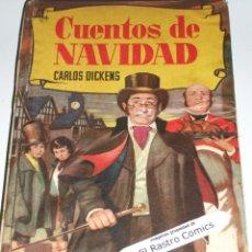 Tebeos: CUENTOS DE NAVIDAD, COLECCION HISTORIAS Nº 73, ED BRUGUERA 1961, ERCOM B7. Lote 150284678