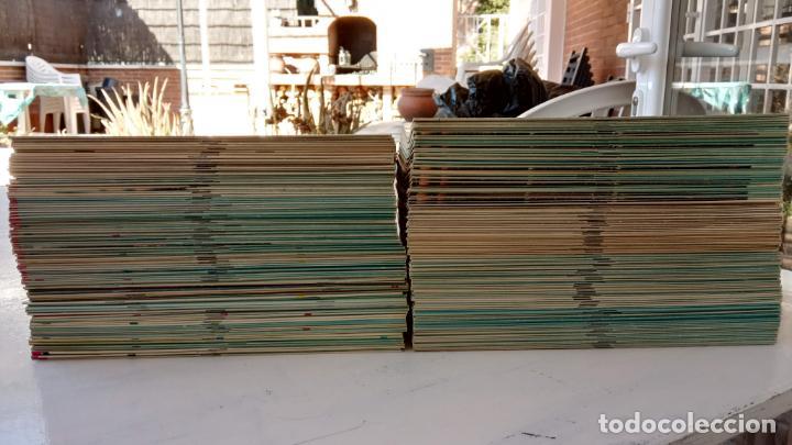 Tebeos: DIN DAN - nº2 al 232 seguidos impecables, plancha - VER TODAS LAS PORTADAS Y NUMEROSAS PÁGINAS ETC - Foto 3 - 150301402