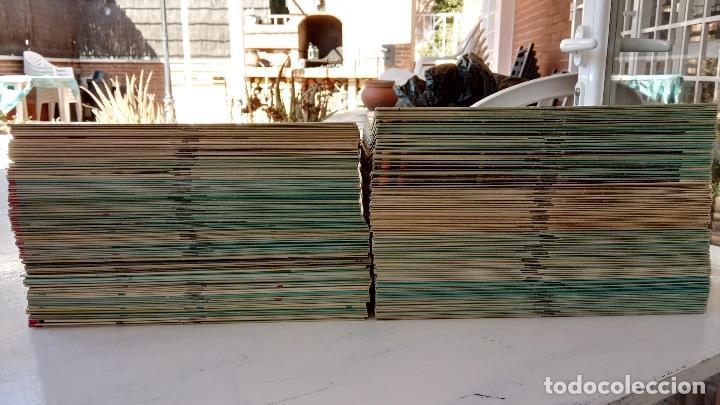 Tebeos: DIN DAN - nº2 al 232 seguidos impecables, plancha - VER TODAS LAS PORTADAS Y NUMEROSAS PÁGINAS ETC - Foto 35 - 150301402
