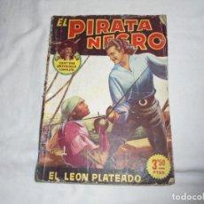 Tebeos: EL LEON PLATEADO.EL PIRATA NEGRO BRUGUERA 1948. Lote 150367986