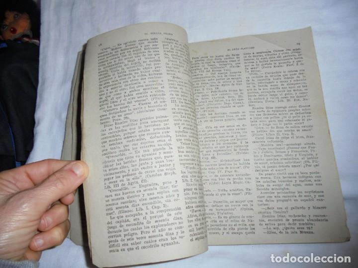 Tebeos: EL LEON PLATEADO.EL PIRATA NEGRO BRUGUERA 1948 - Foto 6 - 150367986