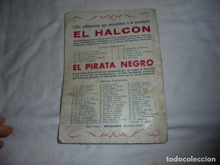 Tebeos: EL LEON PLATEADO.EL PIRATA NEGRO BRUGUERA 1948 - Foto 7 - 150367986