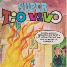 Tebeos: SUPER TIO VIVO 1981. Lote 150480022