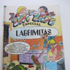 Giornalini: ZIPI Y ZAPE ESPECIAL LAGRIMITAS Nº134 EDITORIAL BRUGUERA. CX05. Lote 150546270