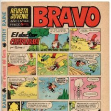 Tebeos: BRAVO Nº 44 (BRUGUERA 1968). Lote 150613910