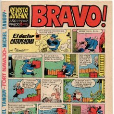 Tebeos: BRAVO Nº 37 (BRUGUERA 1968). Lote 150614826