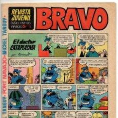 Tebeos: BRAVO Nº 35 (BRUGUERA 1968). Lote 150615078