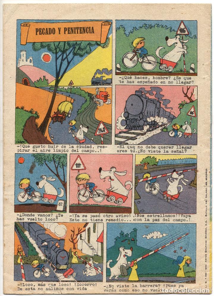 Tebeos: BRAVO nº 1, 6, 9, 17, 27, 29, 35, 37, 38, 41 y 42 (Bruguera 1968) - Foto 3 - 150616206