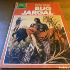 Tebeos: BUG JARGAL - VICTOR HUGO -Nº 262 - JOYAS LITERARIAS JUVENILES - EDT. BRUGUERA., 1ª ED. 1983.. Lote 150618742