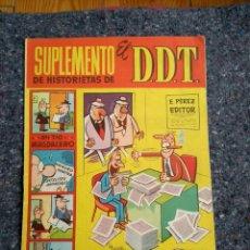 BDs: SUPLEMENTO DE HISTORIETAS DE EL DDT Nº 10. Lote 150641858