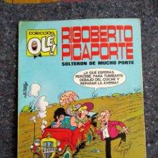 Tebeos: COLECCIÓN OLÉ Nº 7 - RIGOBERTO PICAPORTE - 1ª EDICIÓN 1971 D7. Lote 150647046