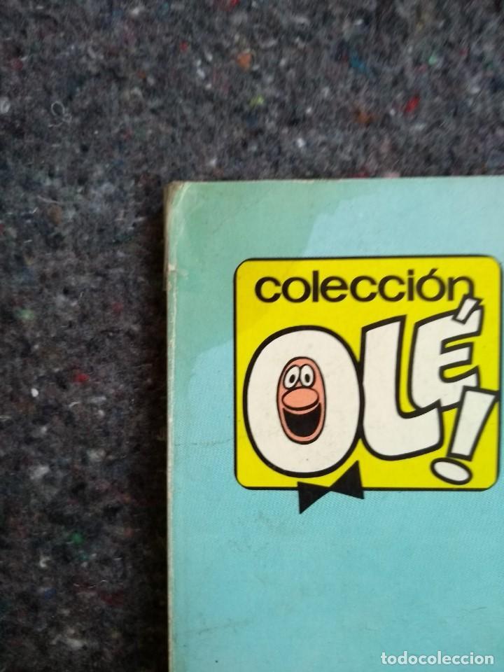 Tebeos: Colección Olé nº 7 - Rigoberto Picaporte - 1ª Edición 1971 D7 - Foto 4 - 150647046