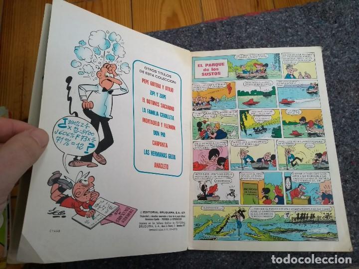Tebeos: Colección Olé nº 7 - Rigoberto Picaporte - 1ª Edición 1971 D7 - Foto 5 - 150647046