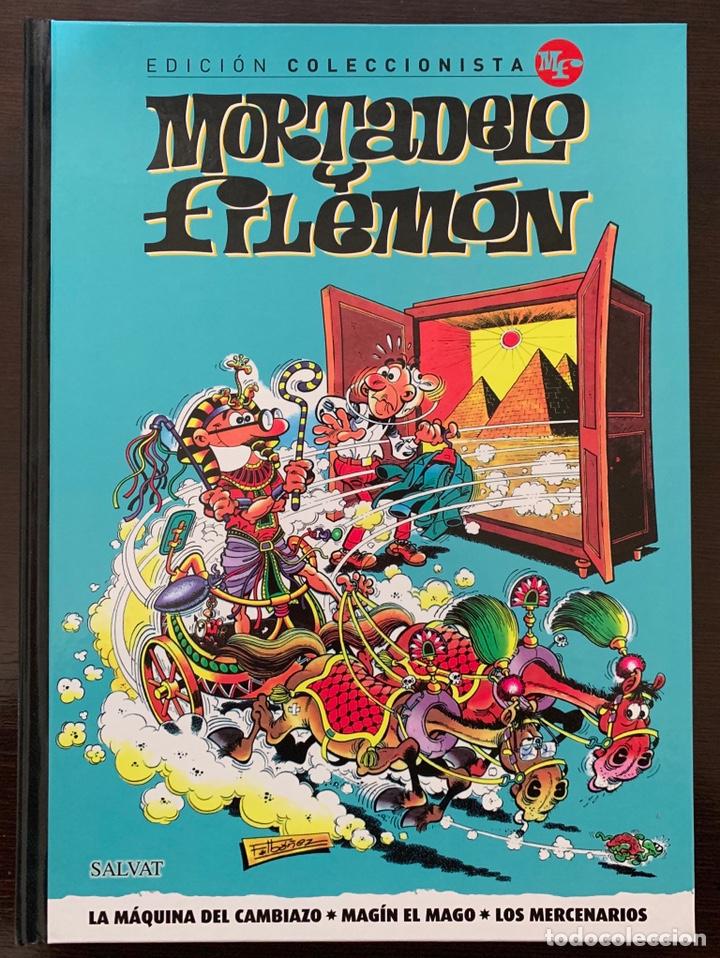 MORTADELO EDICIÓN COLECCIONISTA SALVAT N° 1 (Tebeos y Comics - Bruguera - Mortadelo)