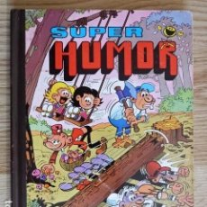Tebeos: SUPER HUMOR VOLUMEN X BRUGUERA 4ª ED.1984. Lote 150665490