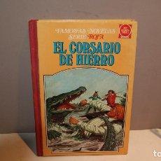 Tebeos: EL CORSARIO DE HIERRO, TOMO 5, 1981, 1ª EDICIÓN, MUY BUEN ESTADO,BARATO. Lote 150691394
